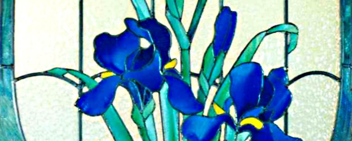 slide 05 – glas-in-lood irissen